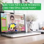 website trường mầm non